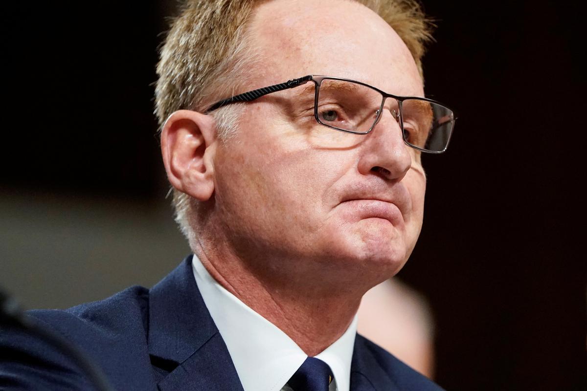 Acting U.S. Navy secretary resigns after ridiculing commander of coronavirus-hit ship