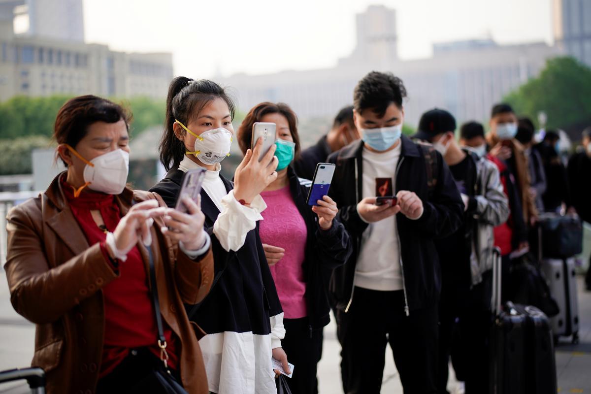 China's Wuhan city further eases coronavirus lockdown
