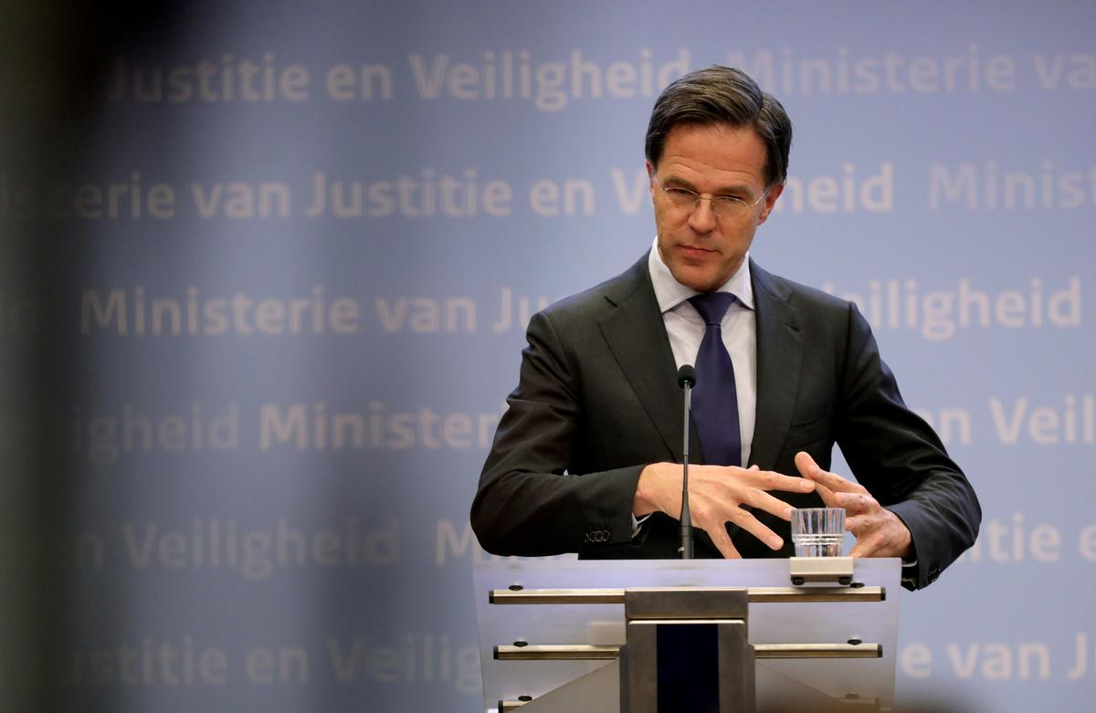 Dutch PM Rutte: deal possible today on European aid package