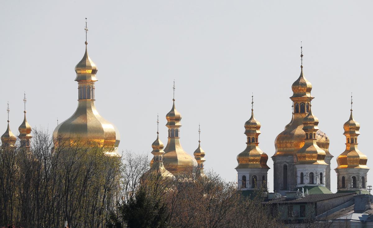 Head of stricken Kiev monastery says underestimated gravity of coronavirus