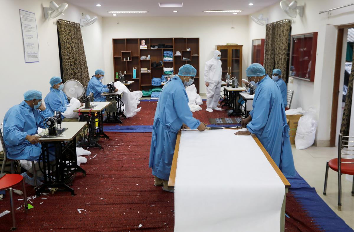 India ramps up coronavirus tests as South Asian cases top 12,000