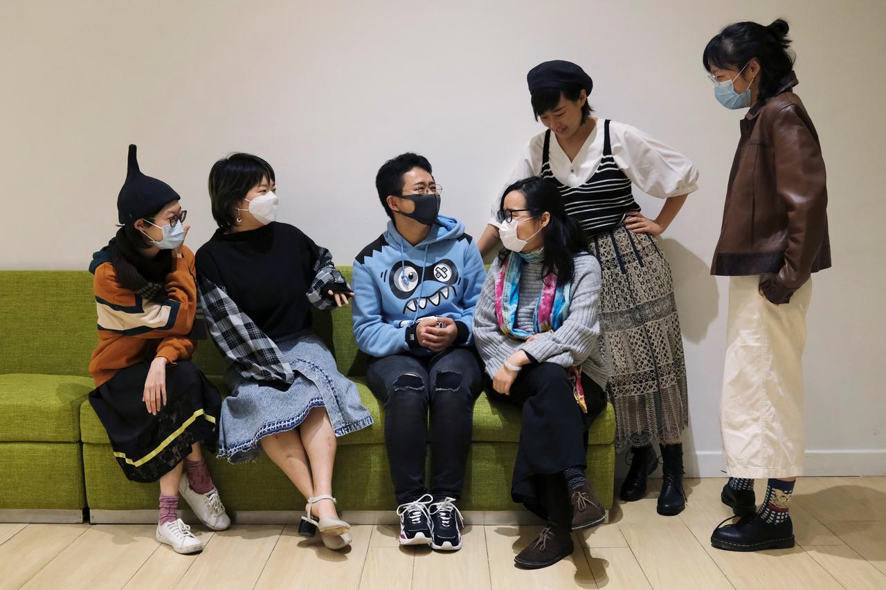 A coronavirus betrayal: Even friends shun mainland protesters in ...
