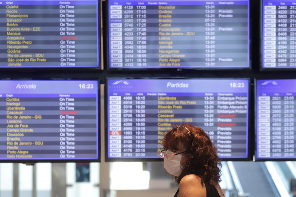 Exclusive: Brazil considers further flight cuts as coronavirus crisis bites