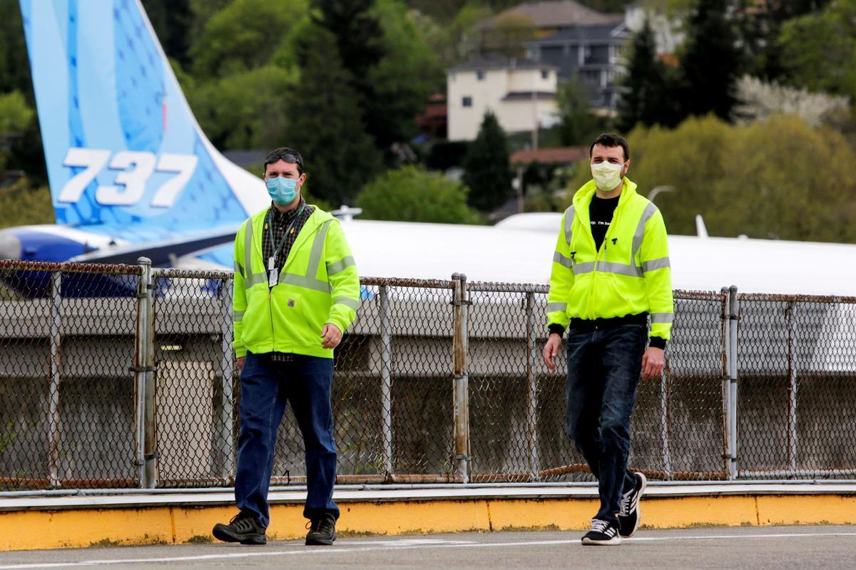Boeing says it will need to borrow more money on coronavirus fallout