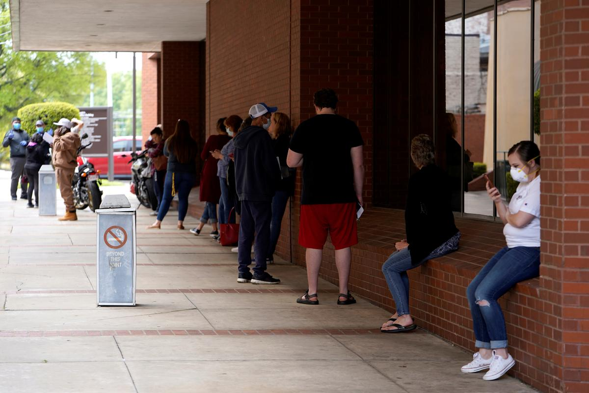 Millions of Americans locked out of unemployment system, survey finds