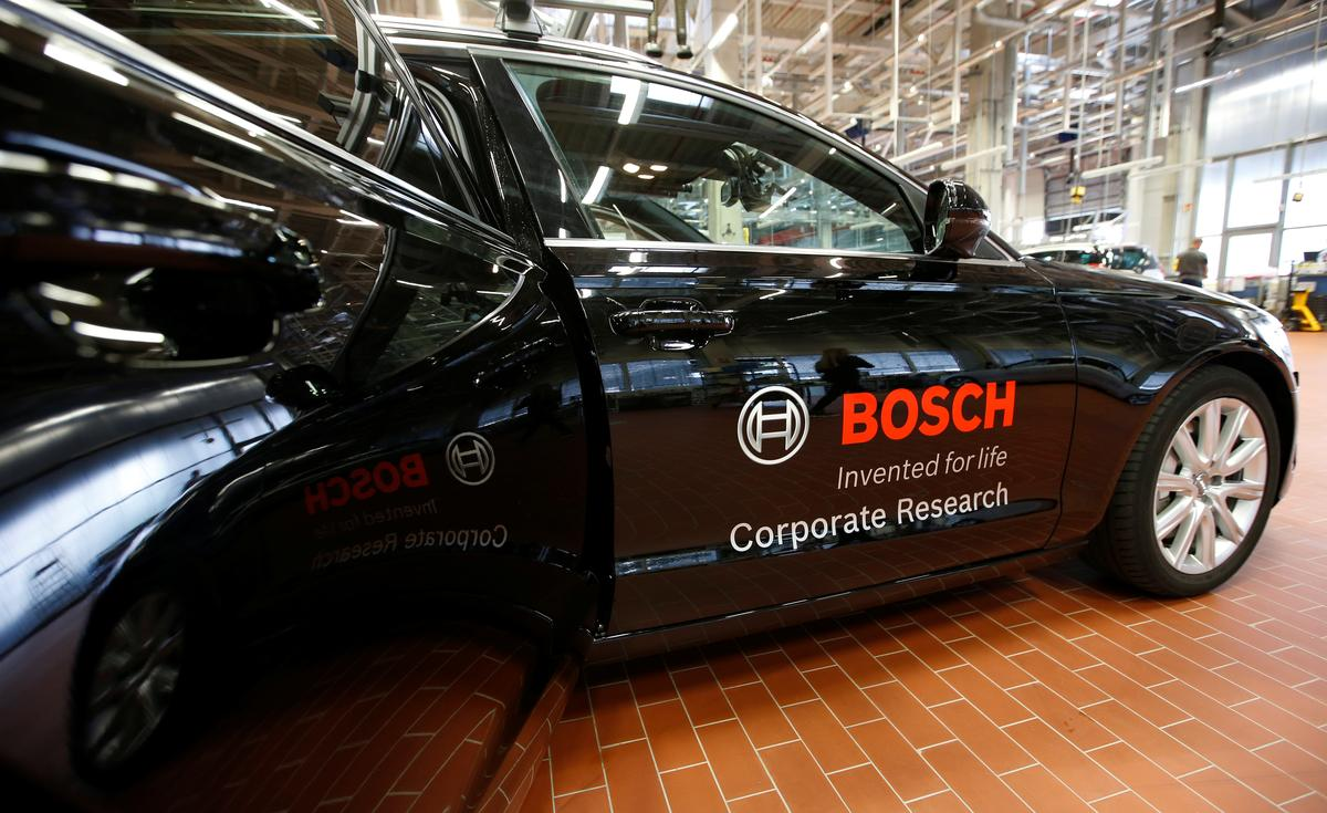 Auto supplier Bosch sees global car production down 20% in 2020