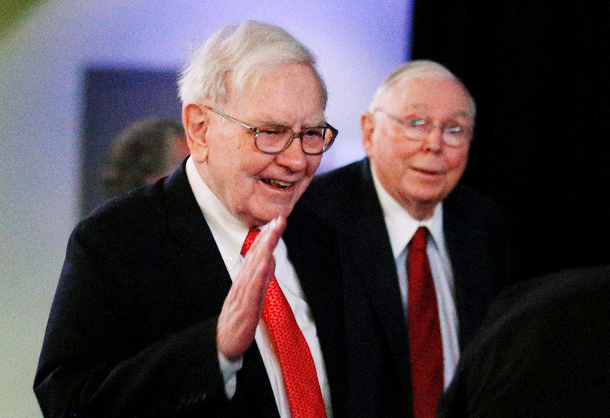Buffett likely to finally address pandemic at Berkshire Hathaway meeting