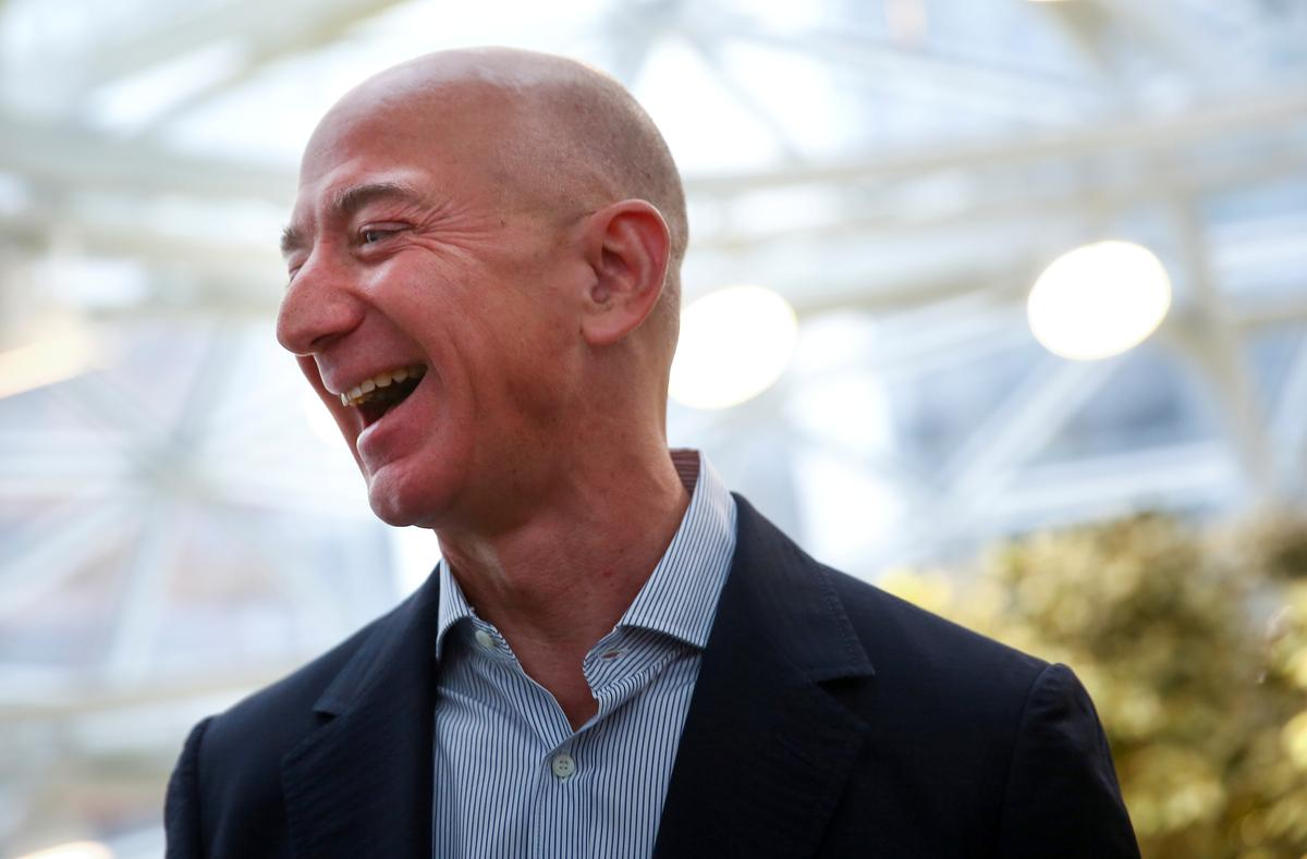 U.S. House panel calls on Amazon's Bezos to testify on third-party sellers