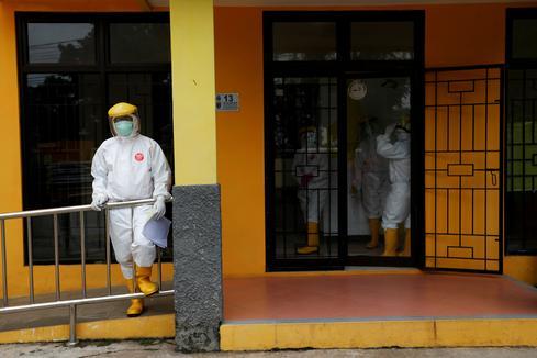 Indonesia reports 292 new coronavirus cases, 31 new deaths