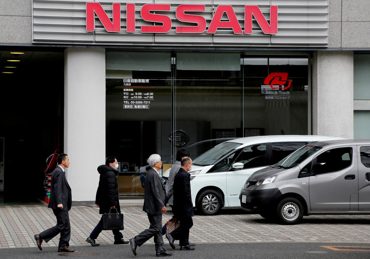 Exclusive: Nissan to retrench further in new plan to focus on U.S., Japan, China