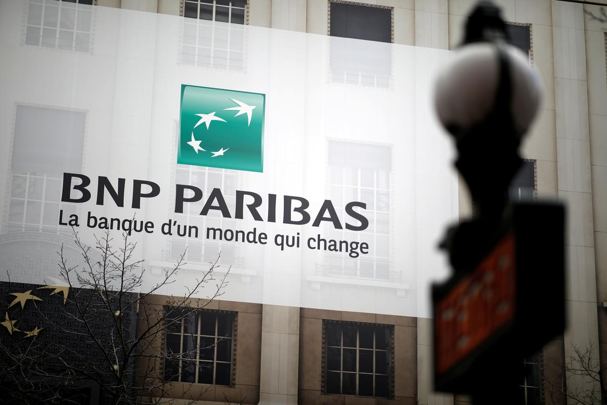 BNP Paribas profit falls 33% on expected loan losses, equity trading hit