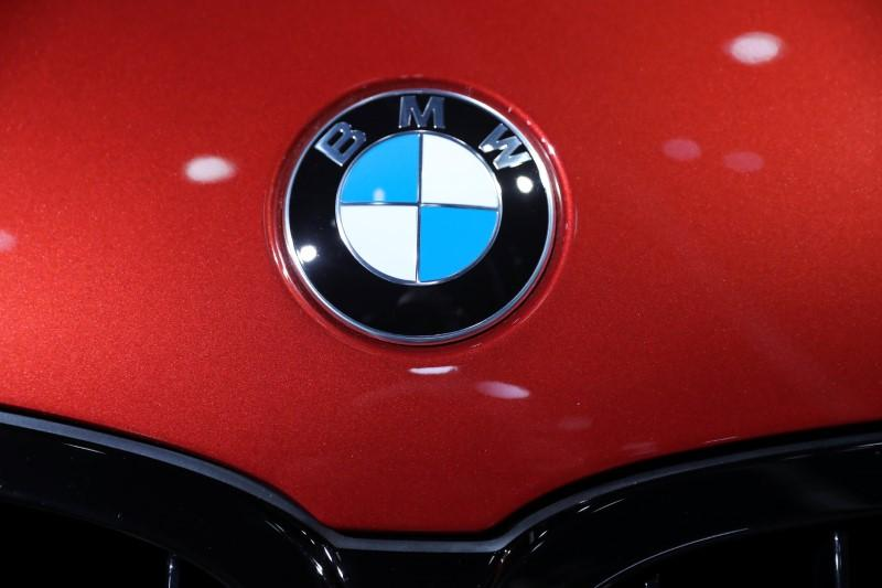 BMW cuts outlook, expects coronavirus impact to last all year