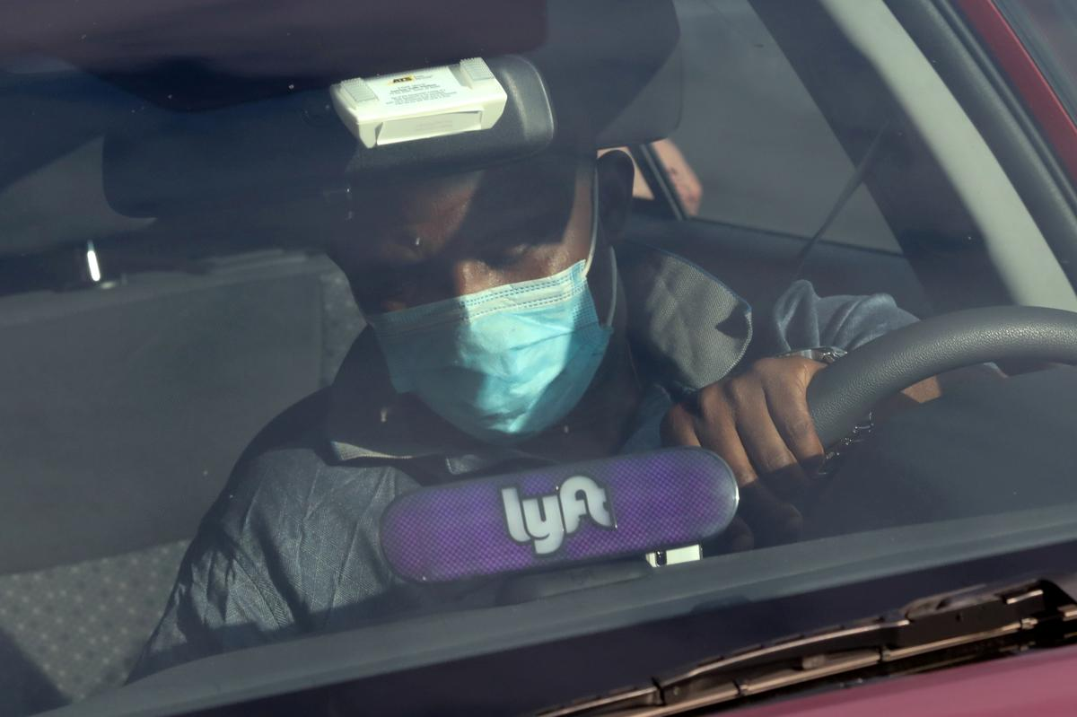 Lyft sees rider demand improve in late April, 'on path to profitability'