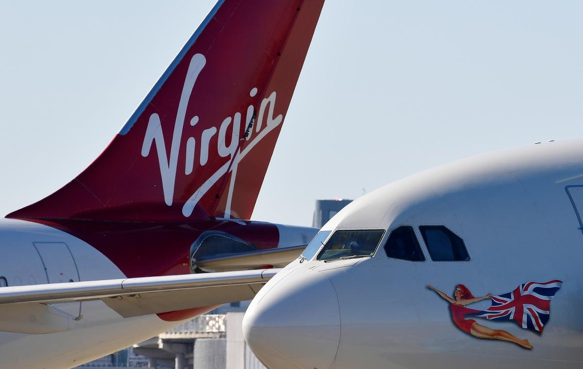 Virgin Atlantic job cuts will help win new investment -internal memo