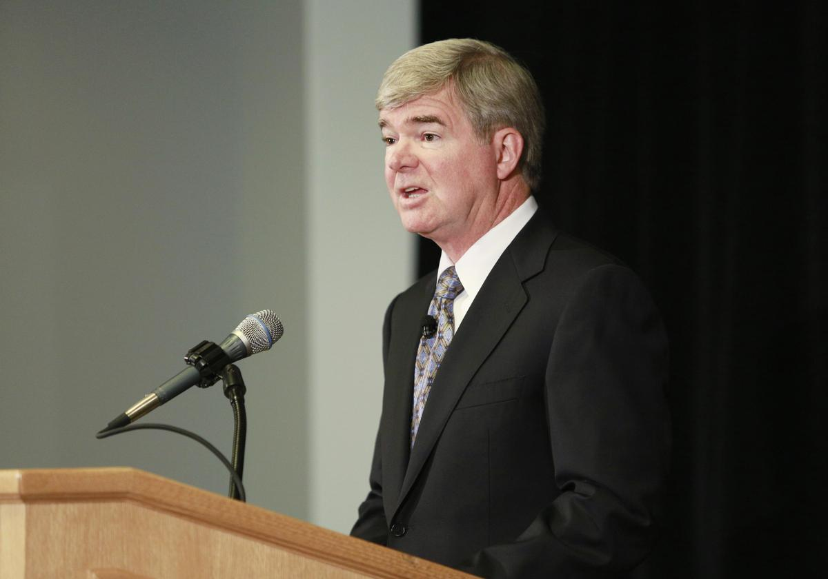 NCAA president: Sports won't return until campuses reopen