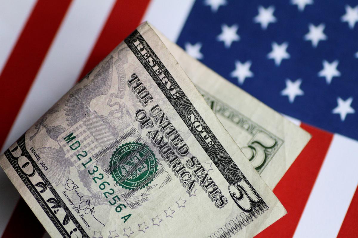 U.S. posts record $738 billion budget deficit in April