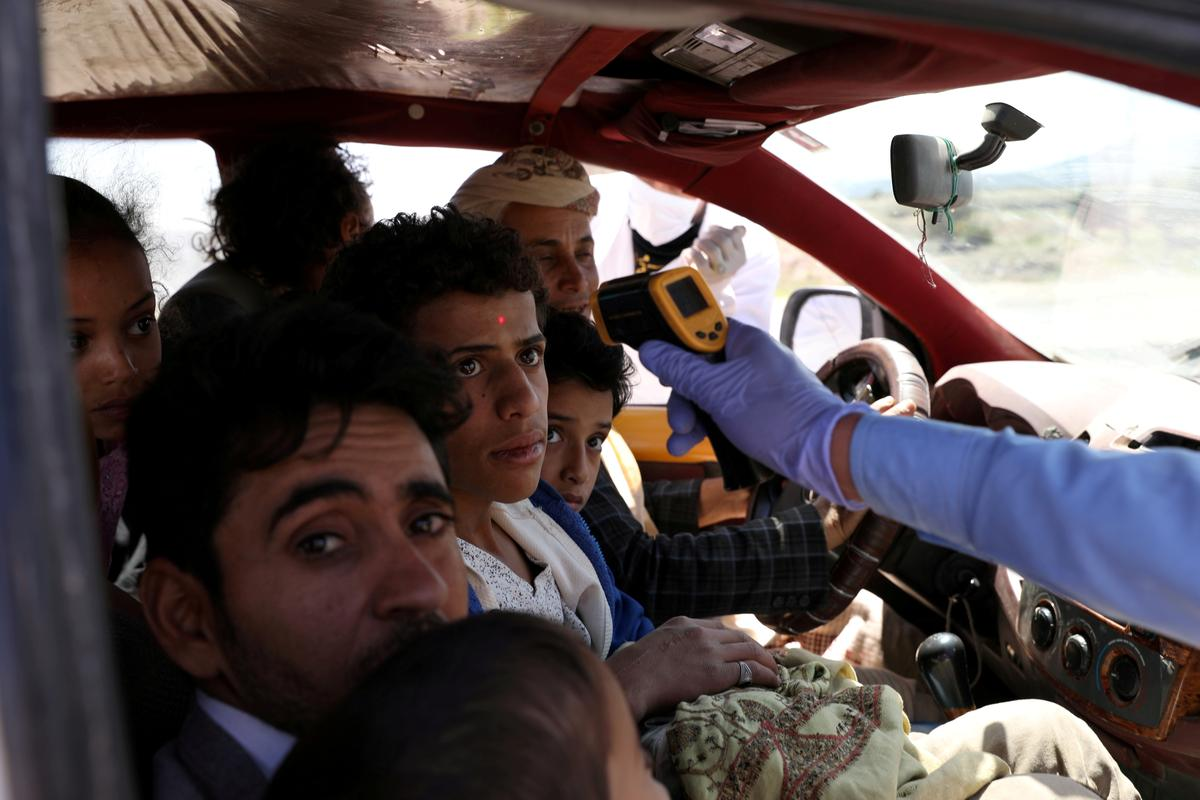 Exclusive: As COVID-19 cases in Yemen surge, some sources see undercounting