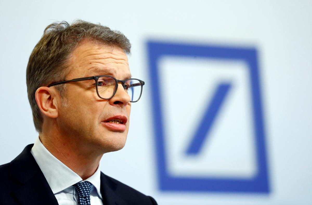 Deutsche Bank targets 200 billion euros of sustainable investment by 2025