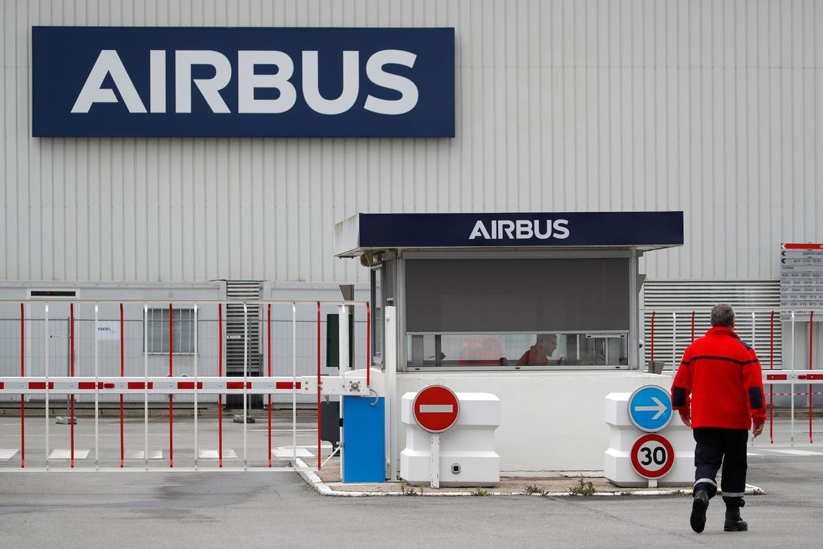 Airbus examining restructuring including job cuts: sources