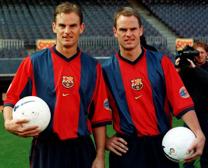 On this day: Born May 15, 1970 - Frank and Ronald de Boer ...