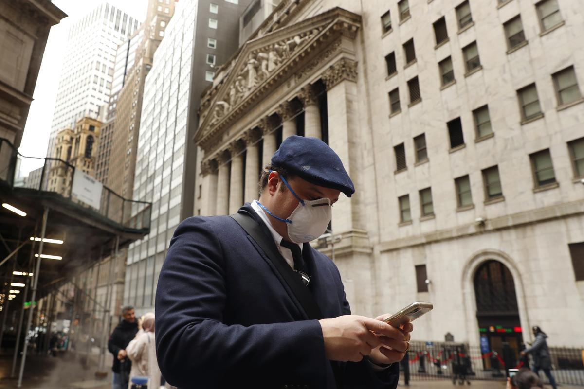 Pandemic stirs Wall Street's social conscience