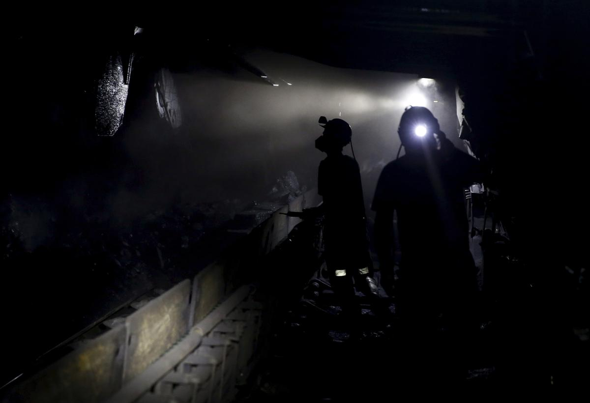 Miners in Poland's Silesia region to go back to work next week - PM
