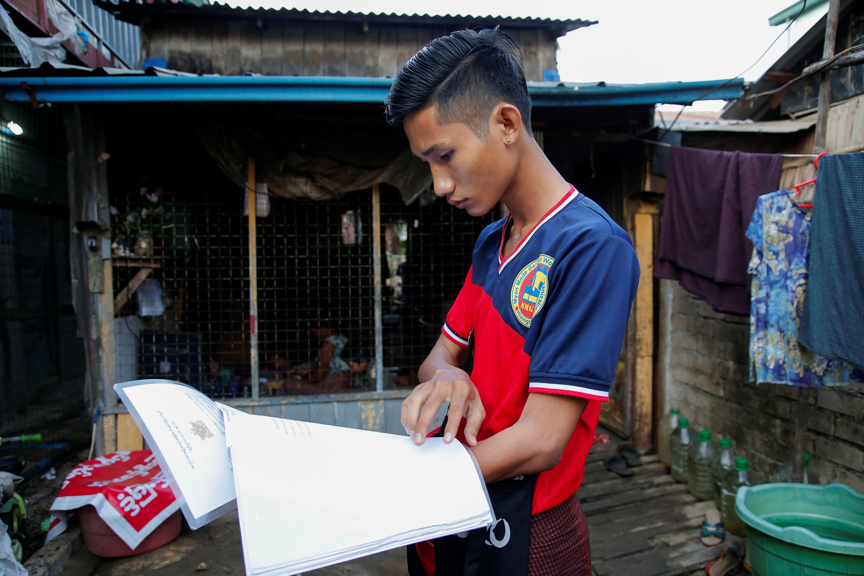"""""""Tous mes rêves sont brisés"""": un coronavirus écrase l'industrie du vêtement en Asie"""