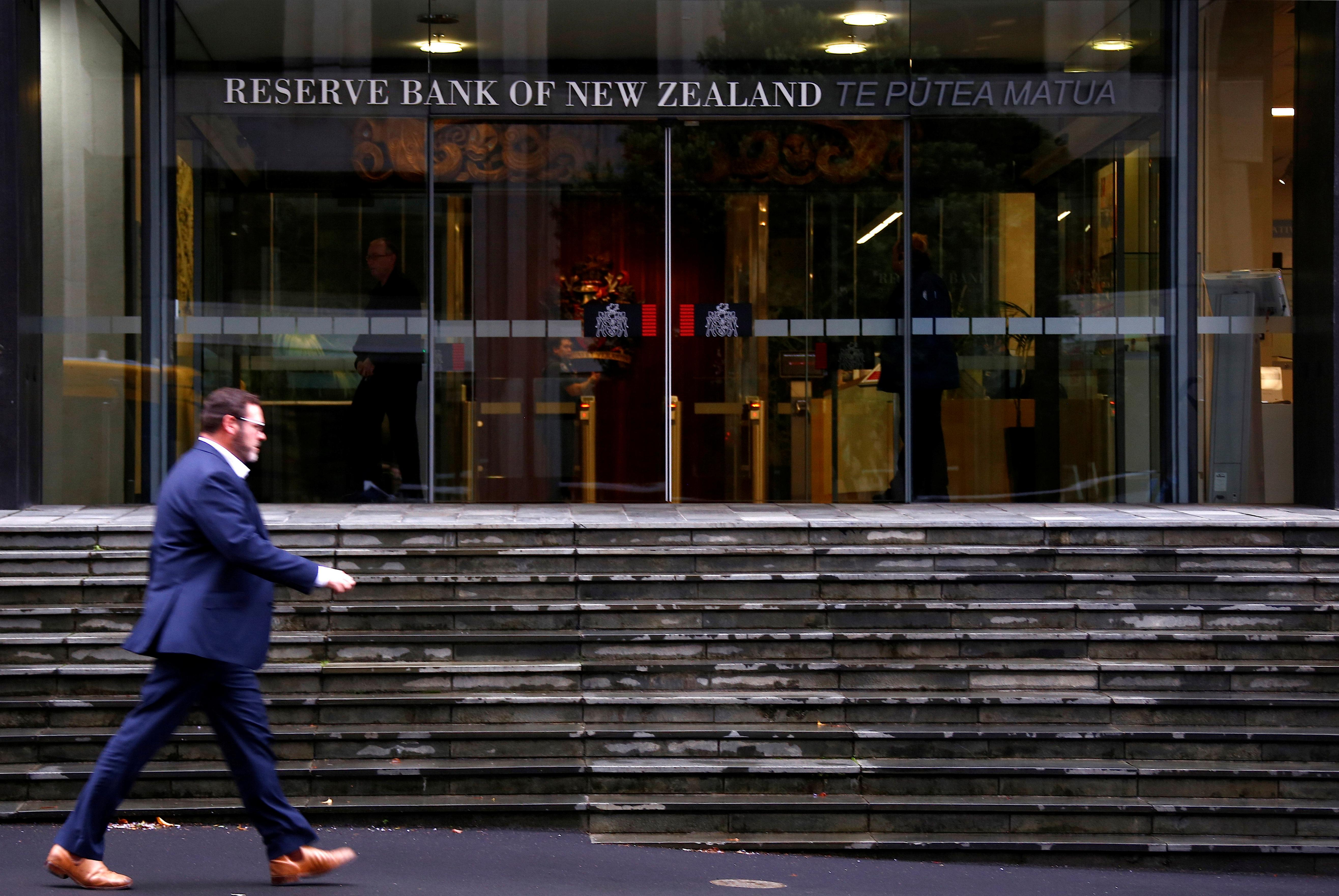 New Zealand central bank could expand, extend QE: official