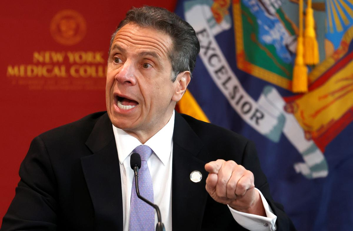 New York's capital and surrounding area ready to reopen: governor