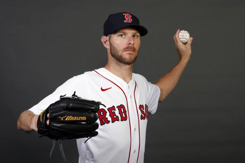 Red Sox LHP Sale excited about 'brand-new' elbow
