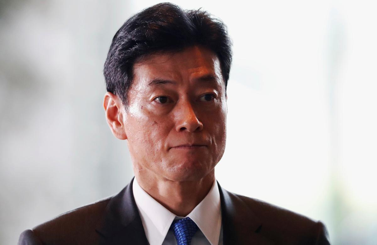 Japan on path to coronavirus containment: Economy Minister Nishimura