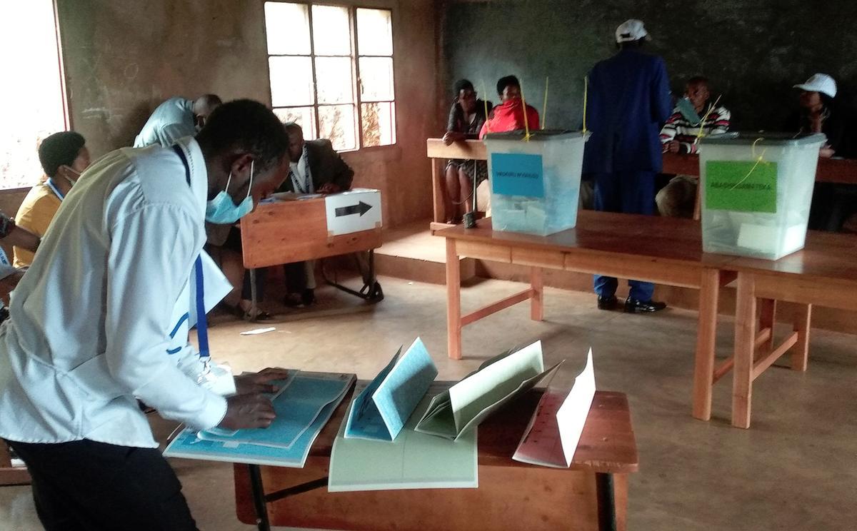 Burundi holds national elections despite coronavirus, intimidation