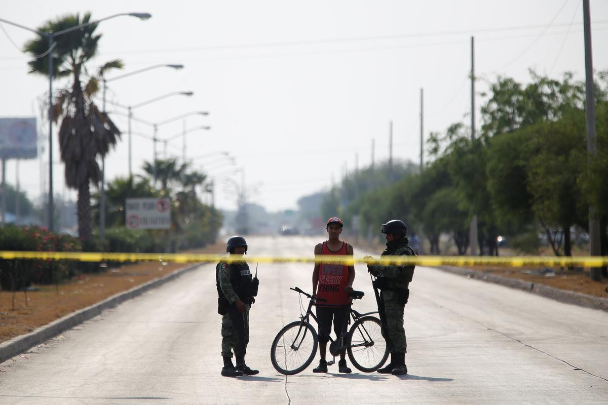 Murders in Mexico reach record levels in first four months of 2020