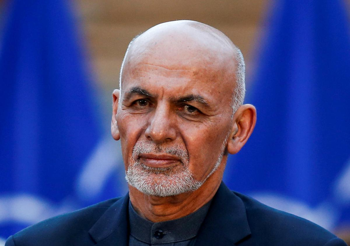 U.S. envoy meets Afghan president and former rival Abdullah in push for peace