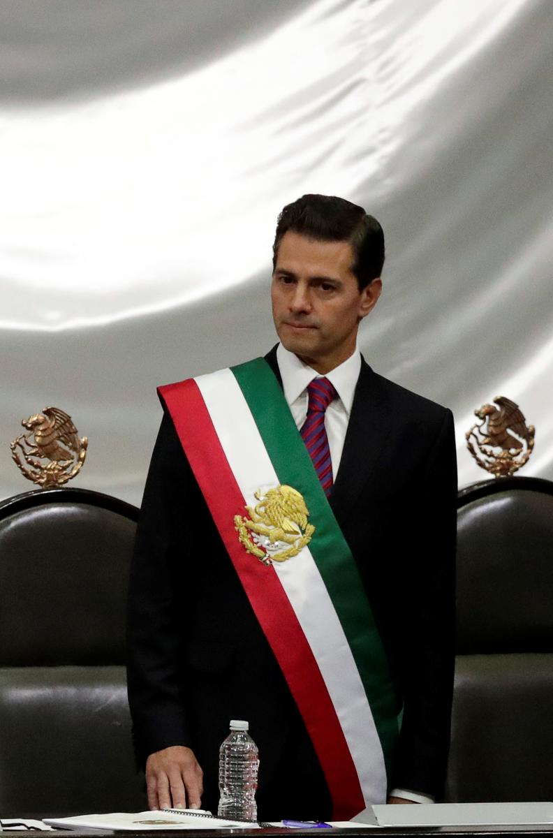 Mexico orders probe into alleged graft linked to ex-president