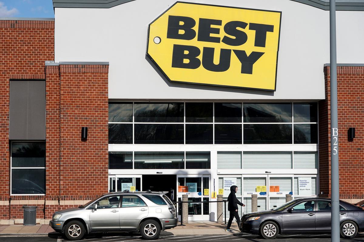 Best Buy revenue, profit beat estimates as online sales surge