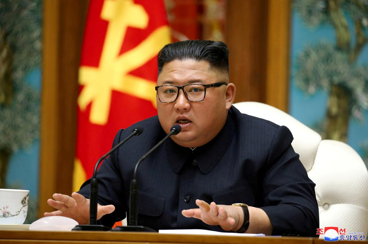 North Korea's Kim keeps low public profile in May: analysts