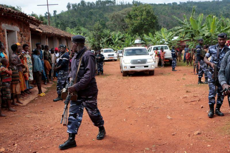 Burundi police detain more than 200 opposition election observers - Reuters