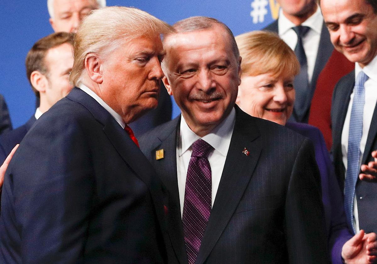 Trump, Erdogan discussed need for 'rapid de-escalation' in Libya: White House