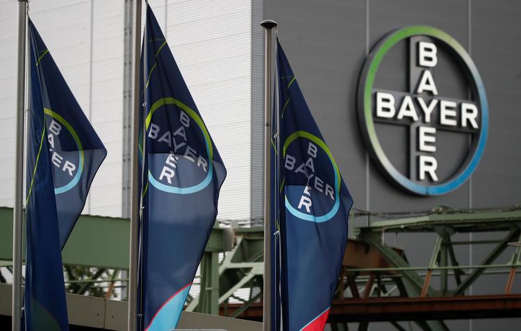 UPDATE 1-Bayer says it makes progress in settlement talks over weedkiller