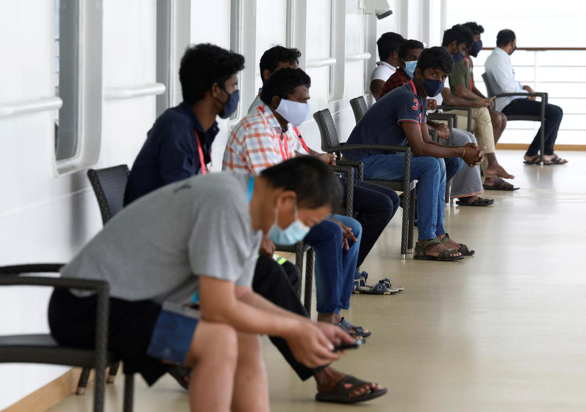 Singapore's health ministry confirms 344 fresh COVID-19 cases