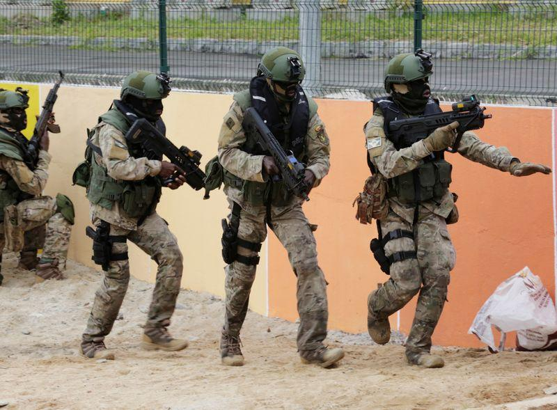 Ivory Coast army joins Burkina Faso in anti-jihadist operation - Reuters
