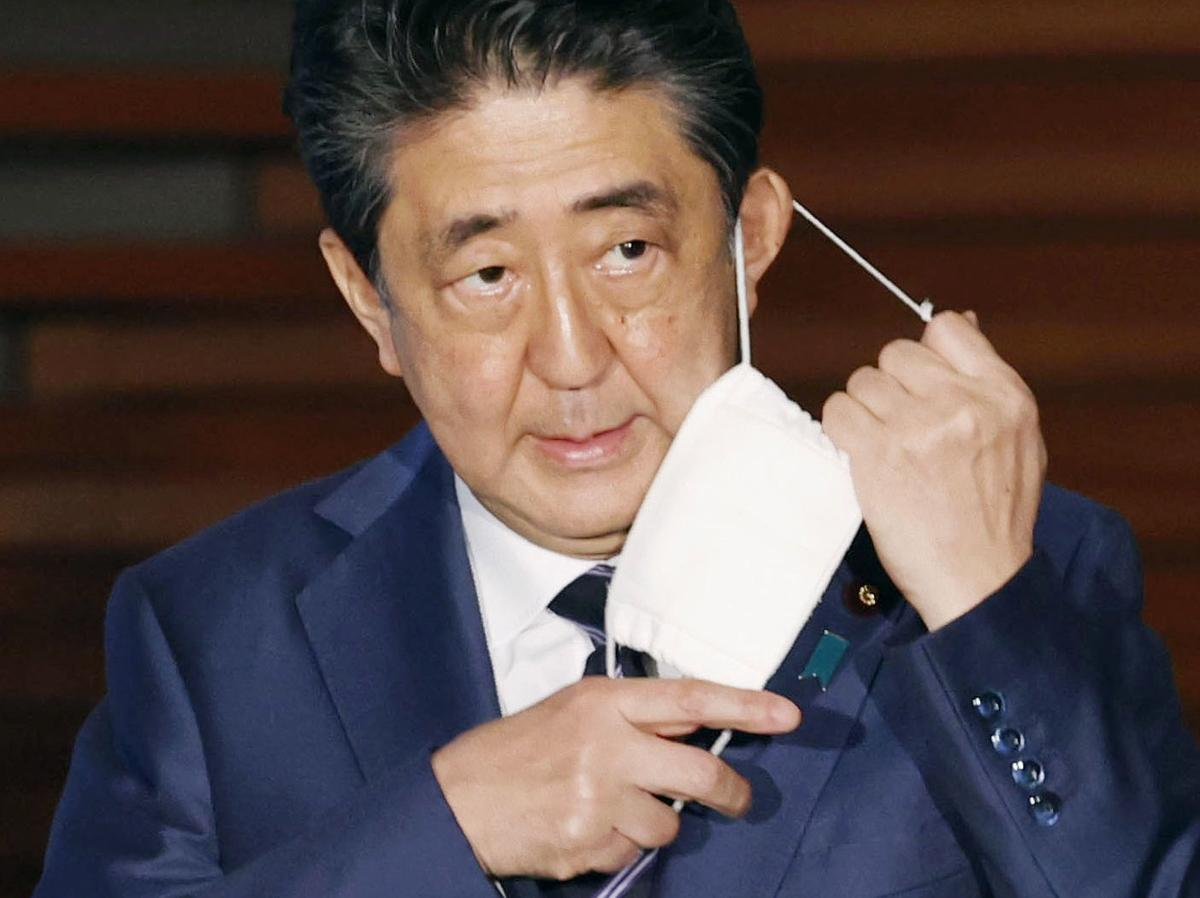PM Abe says Japan to lift limits on regional travel from June 19 - Kyodo