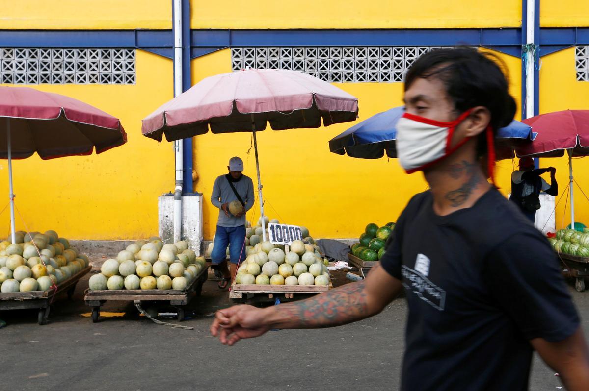 Indonesia reports 479 new coronavirus cases
