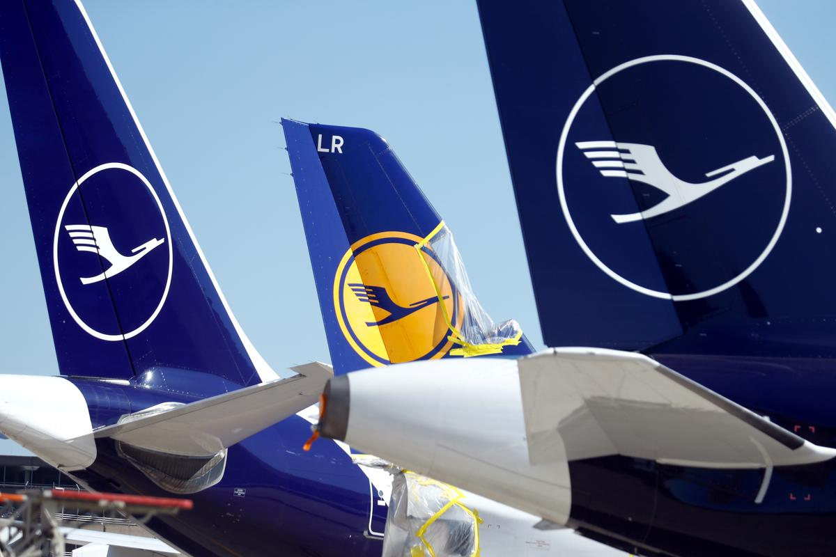 Lufthansa and German government agree $9.8 billion rescue package