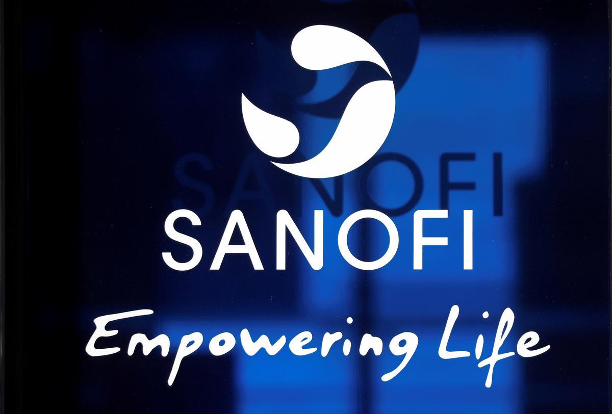 Sanofi shares down despite $13 billion Regeneron payday