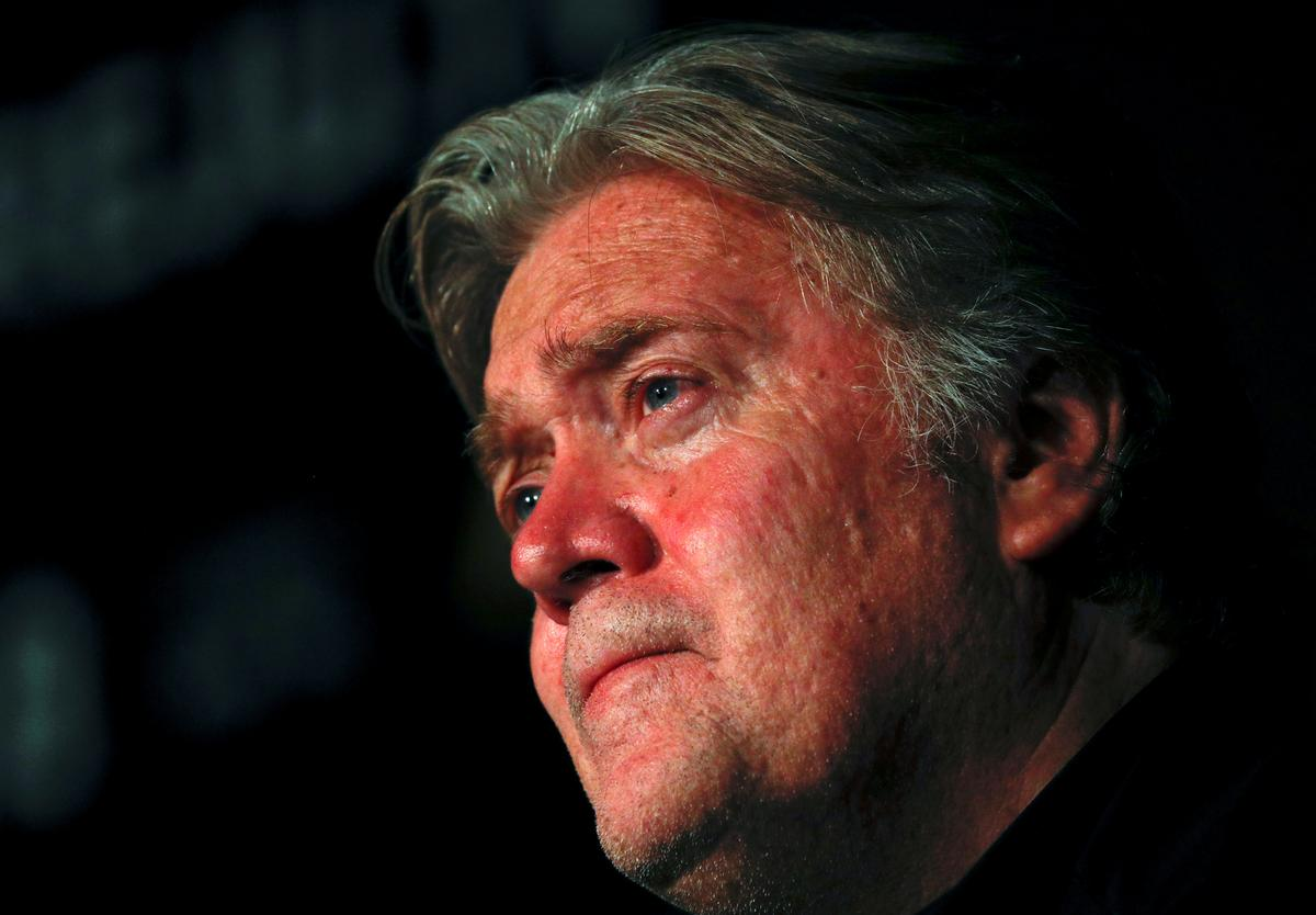 Steve Bannon wins battle to set up Italy political academy