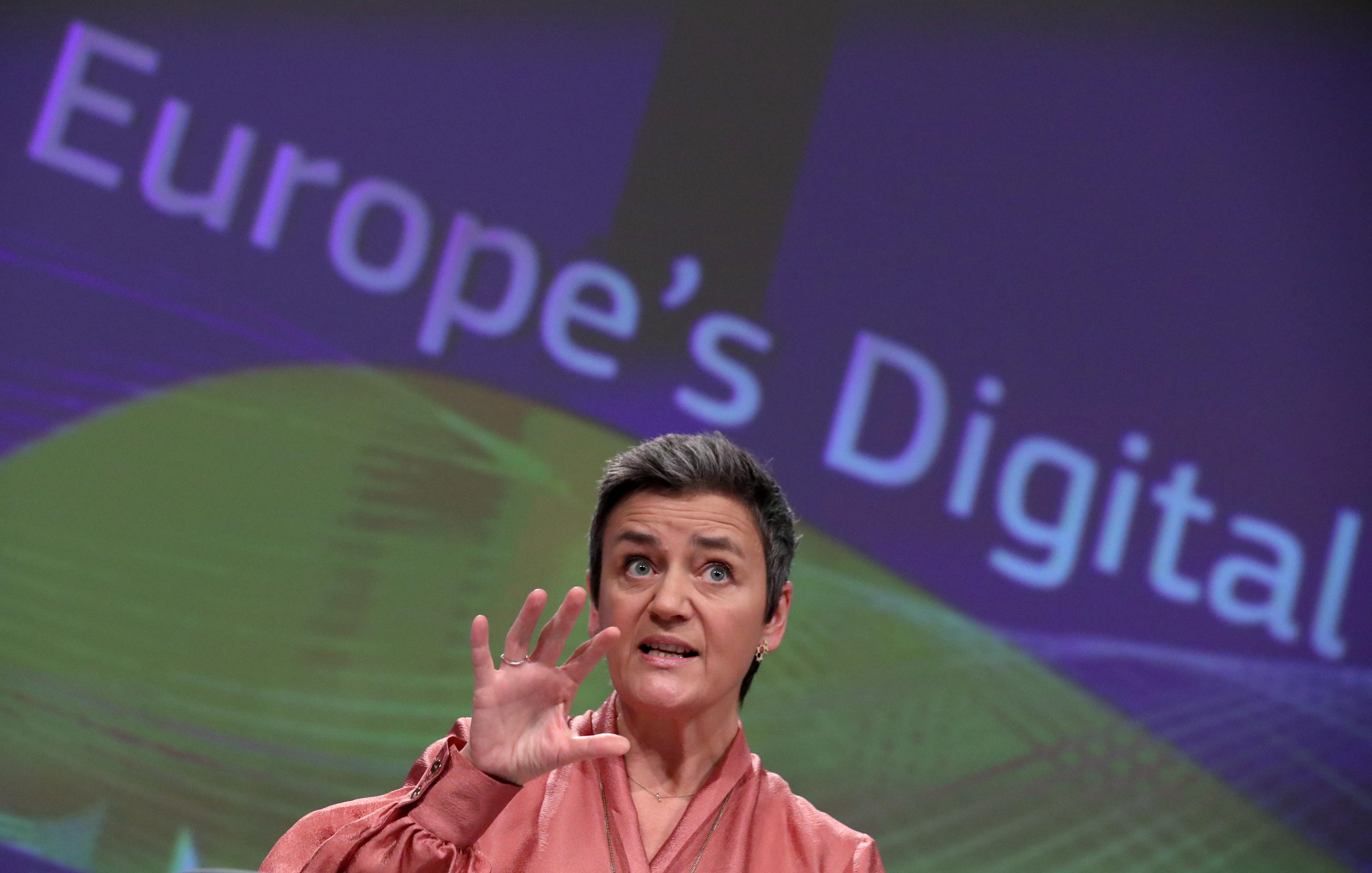 Tech reboot in store for EU as plans recovery from crisis