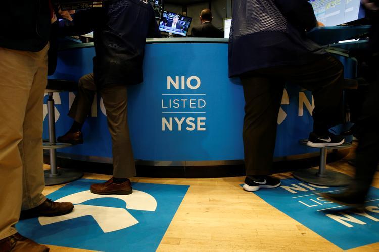 China's Nio quarterly revenue misses estimates on COVID-19 hit