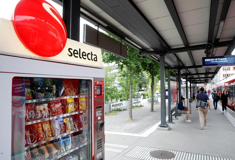 KKR to inject money into vending machine group Selecta – sources